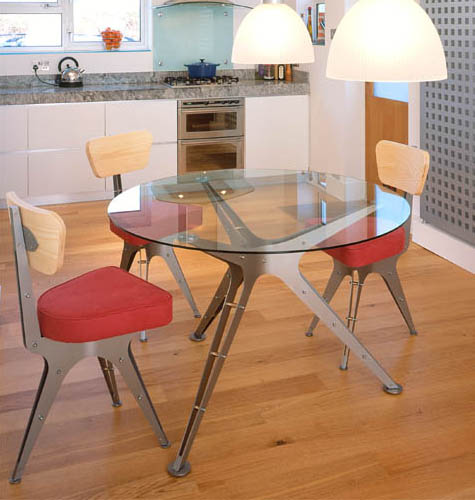 Pmf Designs Sussex Uk Bespoke Metal Furniture Designers And Makers