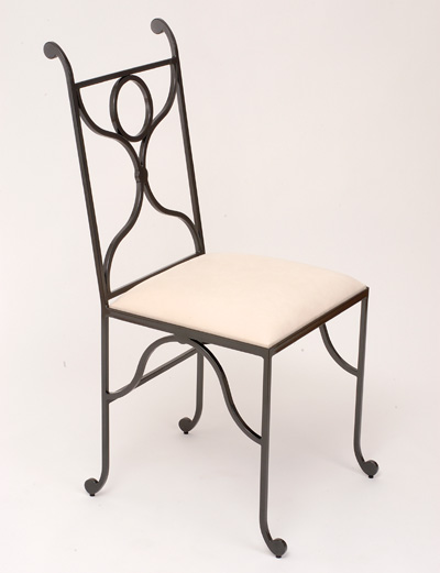 Thurston dining table and chairs: click for                         more information